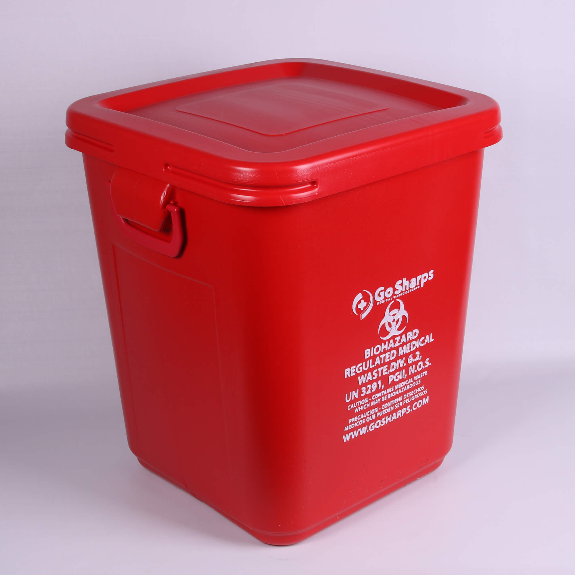Medical Waste Containers Gosharps